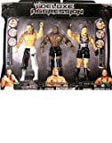 WWE Jakks Pacific Wrestling Exclusive DELUXE Aggression Action Figure 3-Pack Sabu, Bobby Lashley & RVD