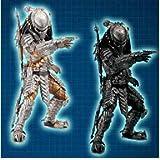 AVP Alien vs Predator Predator Real Figure L full set of 2