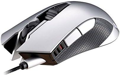 COUGARクーガー 530M ゲーミングマウス シルバー CGR-WOMS-530