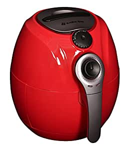 Amazon.com: Avalon Bay AB-Airfryer100R Airfryer in Red