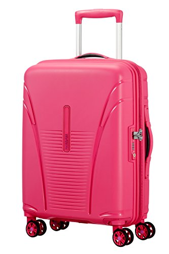 American Tourister Skytracer Valise 4 Roues, 55 cm, 32 L, Lightning Pink