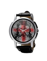 PosterGuy Alternate Jesus Christ Men's Wrist Watches