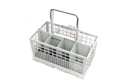 Panier à couverts universel pour lave-vaisselle Carrera Eurotech Homark Lendi Powerpoint Servis White Westinghouse Baumatic Bosch Neff Siemens Tecnik....