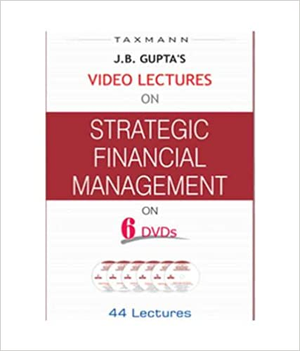 Video Lectures on Strategic Financial Management book