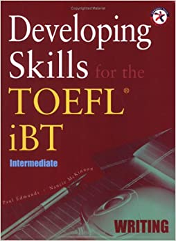 Developing Skills for the iBT TOEFL: Intermediate CD Set (Audio CD)