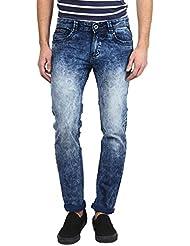 Code 61 Stretchable Sim Fit Jeans - B019Y7HKRU