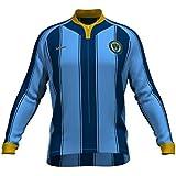 MLS Philadelphia Union Women's Original Striped Long Sleeve Cycling Jersey, X-Large, Blue