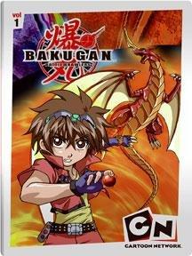 Bakugan, Vol. 1: Battle Brawlers
