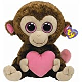 Ty Beanie Boos Buddy - Casanova the Monkey