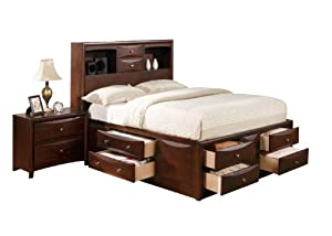 linon home decor bunk bed 1 acme 04067vek manhattan bed eastern king espresso 12987