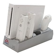 Nintendo Wii – EA Edition Docking Station inkl. 2 Battery Packs für nur 19,97€