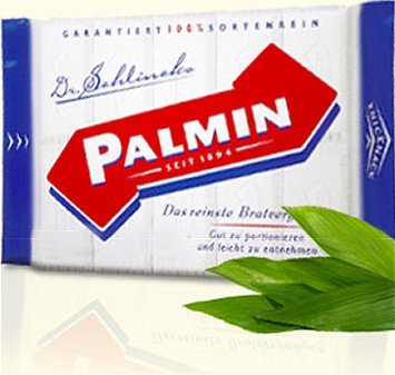 Palmin Coconut Fat 250g (8.8oz) (Pack of 2)