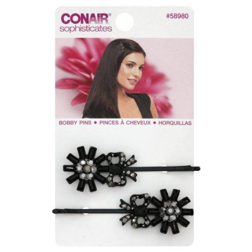 Conair Sophisticates Bobby Pins, 2 ct.