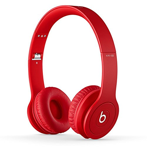 Beats By Dr. Dre Solo Hd Red
