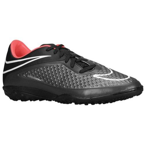 Nike HYPERVENOM PHELON TF Black/Hyper Punch//Black US sz. 6
