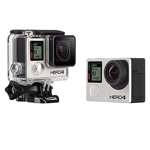 【国内正規品】 GoPro ウェアラブルカメラ HERO4 ブラックエディション アドベンチャー 4K30/1080p120 CHDHX-401-JP