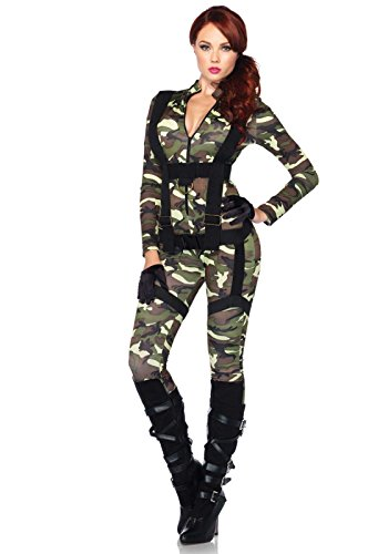 2Pc Paratrooper Costume