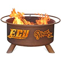 Patina Collegiate/Team - House Divided 2 school fire pit