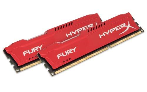 Kingston FURY Memory - 8GB Kit* (2x4GB) - DDR3 1333MHz CL9 DIMM