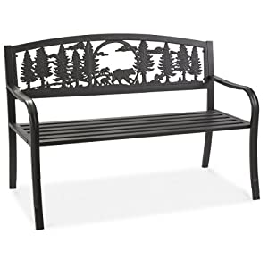 Northwoods Outdoor Bench