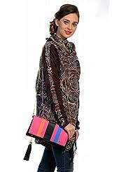 Mix N Match Multi Stylish Folder Clutch Fashion Bag With Multi Pocket