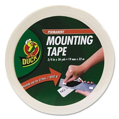 Duck Double-Stick Foam Mounting Tape - Permanent Foam Mounti