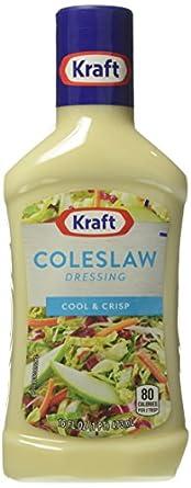 Amazon.com: Kraft Brand Dressing Coleslaw Dressing, 16