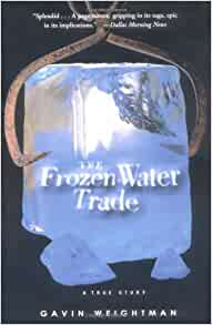 the frozen water trade