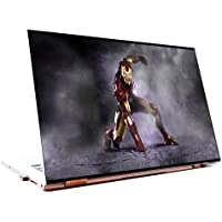 Laptop Skin 14 Inch - Iron Man - Red Revenge - Hd Quality - Dell-Lenovo-Hp-Acer
