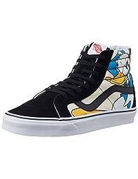 Vans Unisex SK8-Hi Reissue Canvas Sneakers