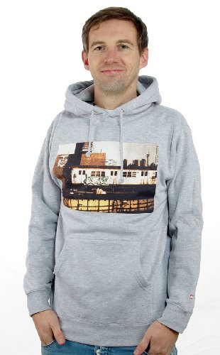Obey Cope 2 Subway Photo sudadera con capucha