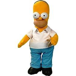Peluche Homer Simpson, 38 cm