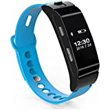 JINBEST Smart Bracelet Fitness Trackers Wireless Activity Bluetooth Wristband With Pedometer Sleep Monitor Tracking...
