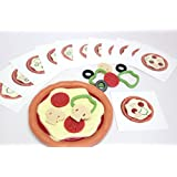 Pizza Shop - Pretend Play, Play Food Pizza With Pattern Cards
