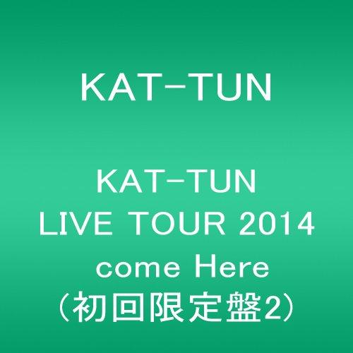 KAT-TUN  LIVE TOUR 2014 come Here(初回限定盤2) [DVD]
