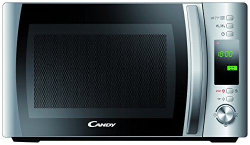 Candy cmgc 20 DS - Four micro-ondes avec grill, 20 L, Display Digital, couleur argent