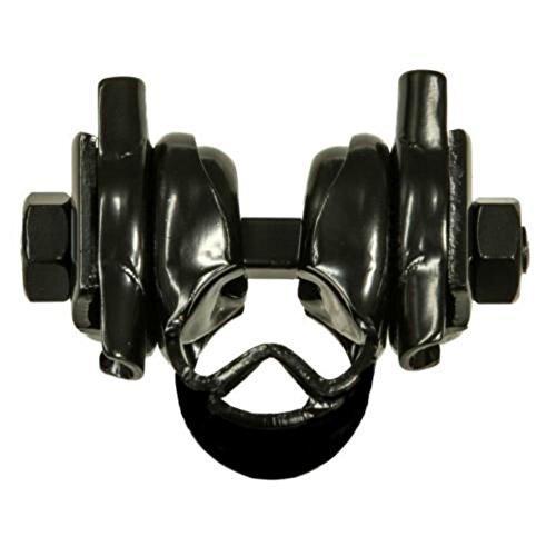 SADDLE CLAMP STANDARD 22.2mm – Guts Comfort Exercise Bike Seat Rail Post Bicycle