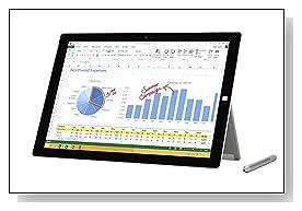 Microsoft Surface Pro 3 MQ2-00001 4GB-128GB Review