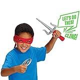 Teenage Mutant Ninja Turtles Combat Gear Raphael Power Sound Sai Roleplay Weapon