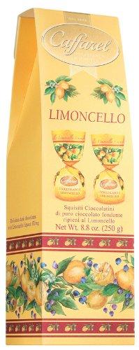 Caffarel Classic Dark Chocolate Limoncello Filled Chocolate 8.82oz