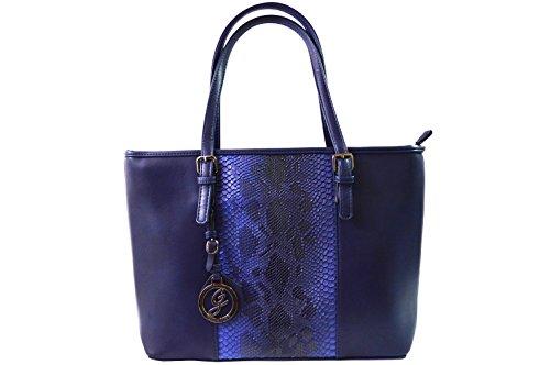Gallantry - Sac de cours filles (Bleu(Serpent))