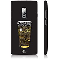 Be Awara Beer Cheer Back Case For OnePlus Two
