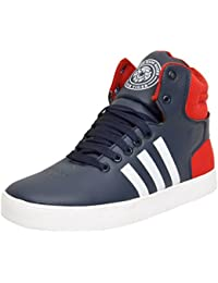 Black Tiger Shoes For Men's Synthetic Boots Leather Casual Shoes And Casual Sneakers 8033-Blue Shoes