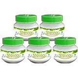 Zindagi Stevia White Powder-100% Natural Zero Calorie Sweetener-Sugarfree (Buy 4 Get 1 Free)