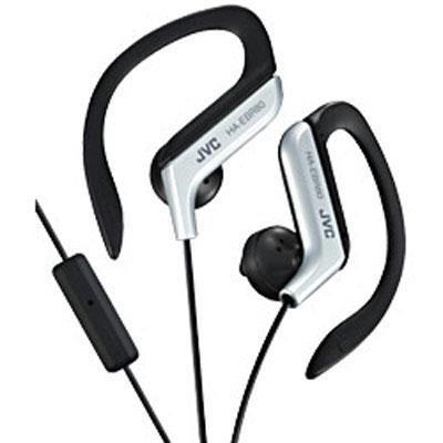 earclip w mic remote slv