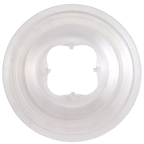 Shimano Freehub Spoke Protector 32-34 Tooth, 4 Hook, 32 Hole Clear Plastic