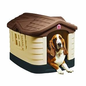 Amazon.com : Pet Zone Step 2 Cozy Cottage Dog House