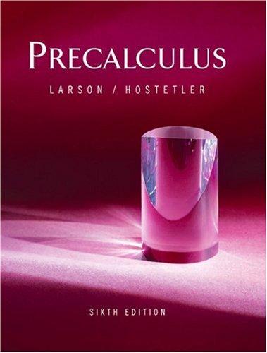 Free Precalculus Textbooks