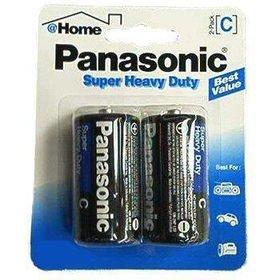 Amazon.com: Panasonic C-Size Super Heavy Duty Batteries