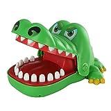 Crocodile Dentist Biting Hand Game for Kids family fun game